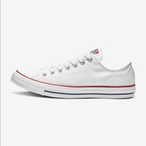 Converse Women's Allstar White Sneakers Size 11